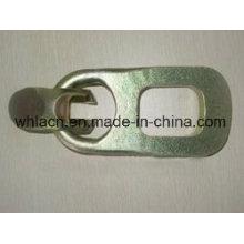 Embrague / ojo del anillo de elevación concreto prefabricado para el hardware de la construcción (cinc plateado)