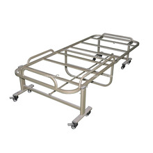Estructura de cama de masaje plegable móvil de acero