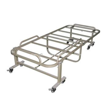 Steel Movable Folding Massage Bed Frame