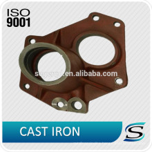 metal material sand casting factory