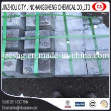 Lingote de antimonio de buen precio de alta pureza para la industria de baterías