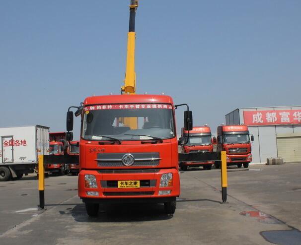 Crane Truck 02