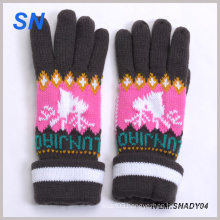 Wholesale Fashion Knit Lady Winter Glove China Supplier