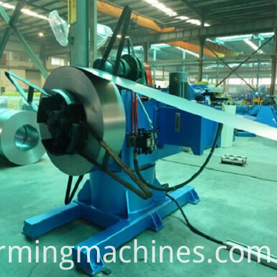 Door Channel Forming Machine