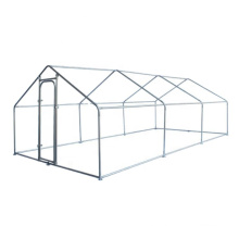 Hot Sale Rabbit Ducks Hen Poultry House Large Metal Cages Chicken Run Coop