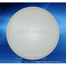 220-240v round flat panel light led recessed ceiling