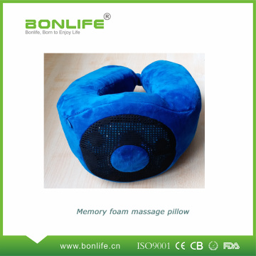 Memory Foam Neck Massage Pillow for relax