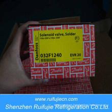 Solder Danfoss Solenoid Valve (EVR20) 032f1240