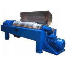 Função de secagem do centrifugador da lama industrial de Centrisys multi