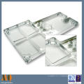 CNC механической обработке часть точности алюминиевого сплава