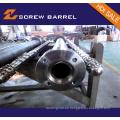 Barril de tornillo para máquina extrusora Barril de tornillo de extrusión de película de PE