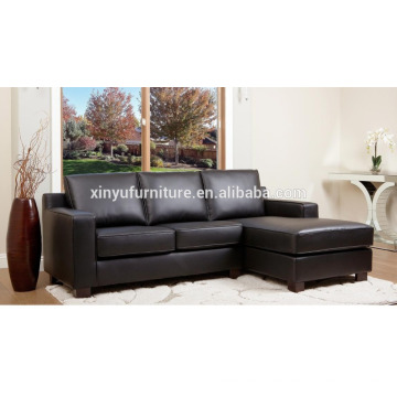 living room sofa specific use and leather corner sofa XYN2049