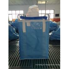1 tonelada enorme saco duplo warps tecido