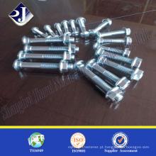 Parafusos de proteção parafusos parafusos de zinco e parafuso de peixe