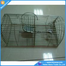 rato do túnel prende armadilhas do rato do metal, assassino dos ratos, armadilha do rato