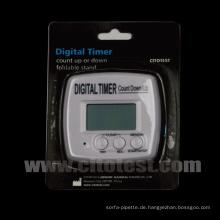 Digitaler Timer für den Laborgebrauch