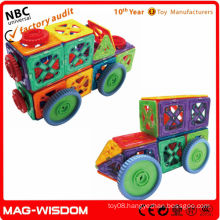 New Educational Magnetic Shaped Toys