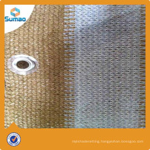 Top quality new HDPE balcony fence cover net for swimming pool
