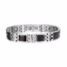 Gesundheitliche Vorteile Titanium Germanium gesundes magnetisches Armband für Männer