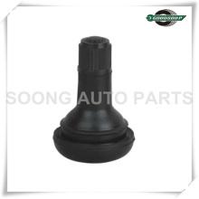 TR415 Snap dans la valve de pneu automatique de pneu de valve de pneu sans chambre à air