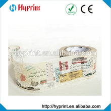 High quality colorful decorative washi, tape diy hand-made art work