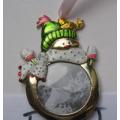 Lovely Snowman Pendant For Promotional
