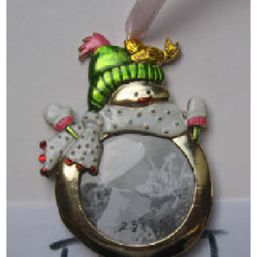Lovely Snowman Pendant For Promotional