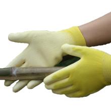NMSAFETY PU enduit de gants de doublure en polyester EN388: 2016 3121X