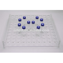 Акриловая стойка для 1,5 мл / 2 мл стеклянных флаконов