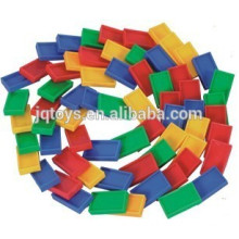 Develop intelligence educational Domino blocks toy