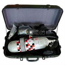 Air des appareils respiratoires pour les pompiers avec EC standard