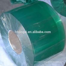 Rideau en bande transparent de PVC de haute qualité