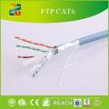 China fabricante de alta qualidade baixo preço UTP CAT6 LAN Cable