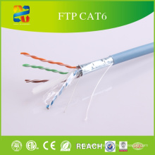 High Quality Pass Fluke Test Low Price FTP CAT6 Cable