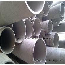 Tubo / tubo de aço inoxidável para a construção de 347 ASTM A240