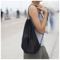 Multi Functional Mesh Bag Med Drawstring Straps