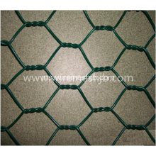 PVC Coated Hexagonal Wire Netting For Coop