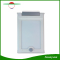 Ultra Thin IP65 Waterproof Soft Lighting 46 LED Solar Motion Sensor Light for Garden Outdoor Path Lighting