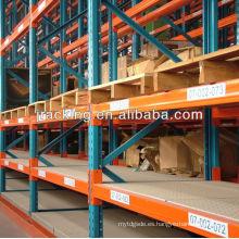 Jracking Warehouse Storage Rack serie de estantería selectiva