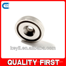 Ring Sintered Ndfeb Magnets - Factory Supply