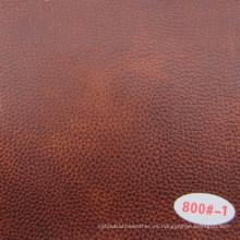 Los más vendidos de alta calidad Quliaty muebles de cuero de cuero de PVC de PU
