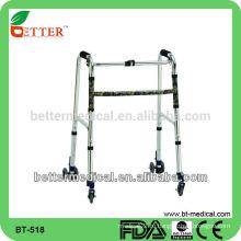 Алюминиевые складные ходунки для ходьбы