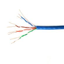 Preço de fábrica alta qualidade cat5e UTP cabo sólido