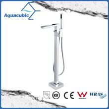 Libre de pie pie de ducha de pie de tubería / grifo (AF6015-2H)