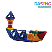 New design plastic educational blocks toys