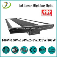 ไฟ LED Linear High Bay พร้อม Driver Meanwell