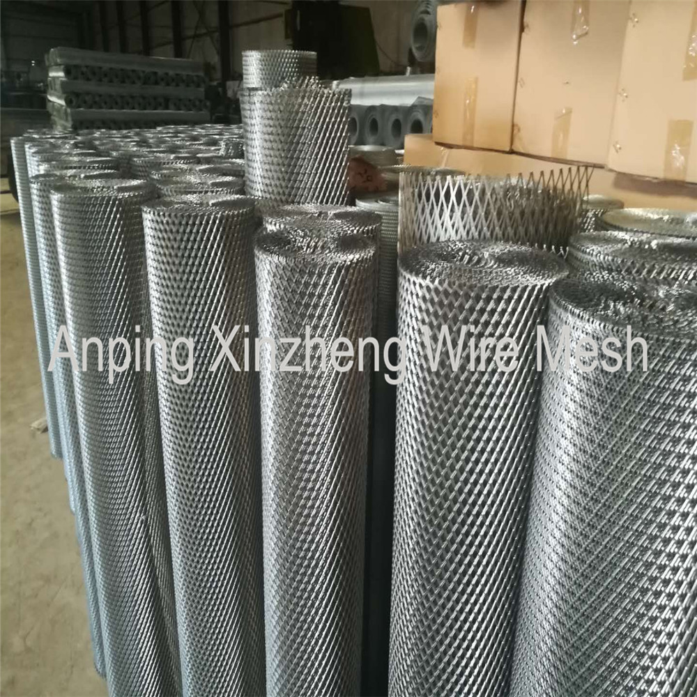 Stainless Steel Diamond Metal Mesh