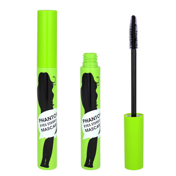 Vivid Green Mascara Tube