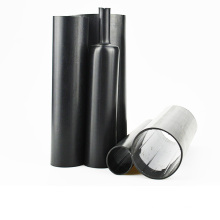 Schwarzer klebender gezeichneter mittlerer Wand-Hitze-Schrumpfschlauch für Kabel-Isolierung schützen sich
