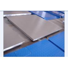 Échelle de plancher en acier inoxydable 1 * 1m 5t